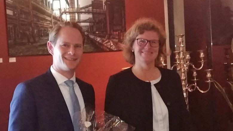 Steffen Kanitz und Silke Jachinke